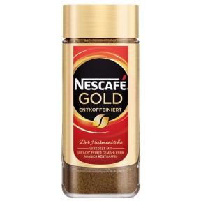 Nescafé Gold Entkoffeiniert klein