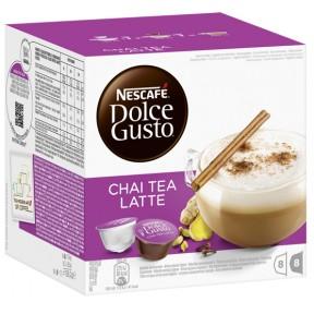Nescafé Dolce Gusto Chai Tea Latte Kapseln