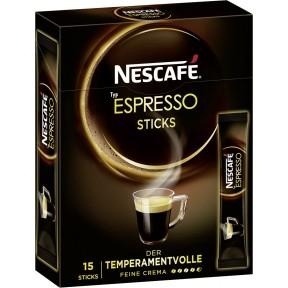 Nescafé Espresso Portions-Sticks