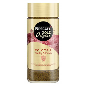Nescafé Gold Origins Colombia 100 g