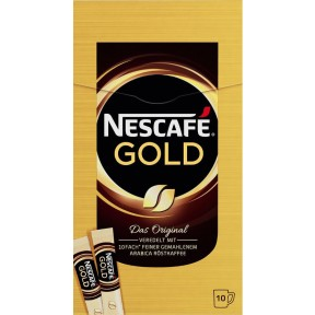 Nescafé Gold Origial Sticks 10x 2 g