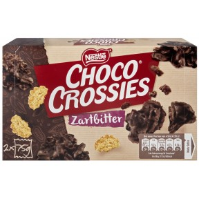 Nestle Choco Crossies Feinherb