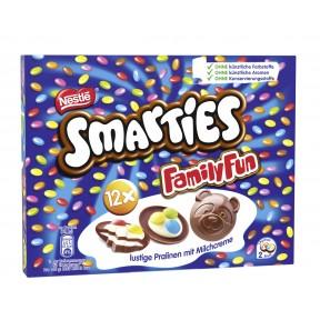 Nestle Smarties Family Fun