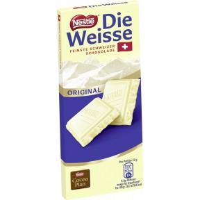 Nestle Tafelschokolade Die Weisse