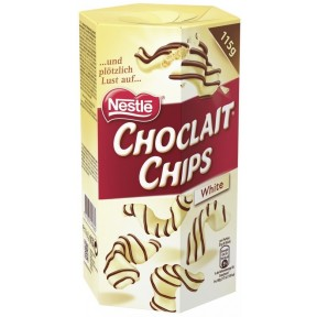 Nestle Choclait Chips White