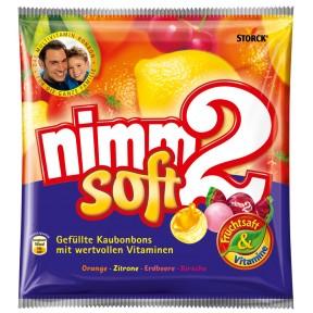 nimm2 Fruchtkaubonbon Soft