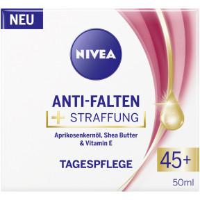 Nivea Anti Falten+Straffung Tagespflege 45+ 50ML