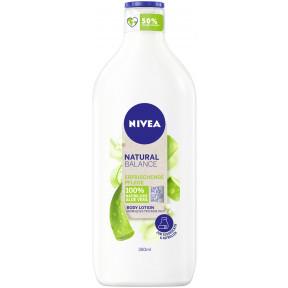 Nivea Body Natural Balance Erfrischende Pflege Aloe Vera Body Lotion 350ML