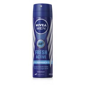 Nivea for Men Deospray Fresh Active