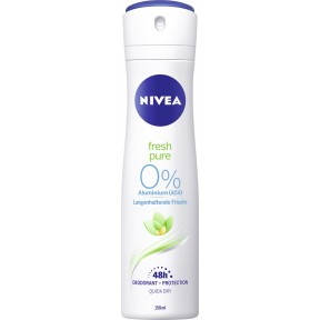 Nivea Deo-Spray Fresh Pure 150 ml