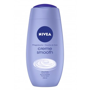 Nivea Pflegedusche Creme Smooth