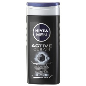 Nivea for Men Active Clean Pflegedusche