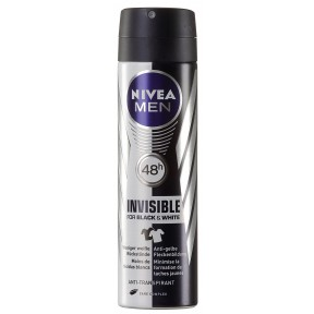 Nivea for Men Deospray Anti-Transpirant Invisible