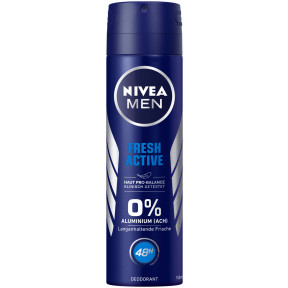 Nivea For Men Deospray Fresh Active 150ML