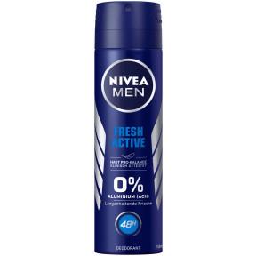 Nivea For Men Deospray Fresh Active 150ML