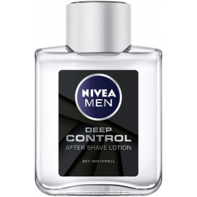 Nivea Men After Shave Lotion Deep Control 100ML