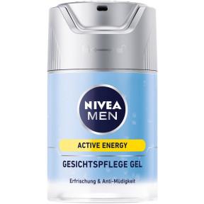 Nivea Men Gesichtspflege-Gel Active Energy 50ML