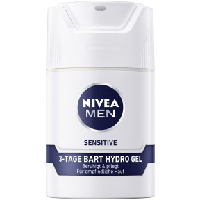 Nivea Men 3-Tage-Bart Hydro-Gel Sensitive 50ML