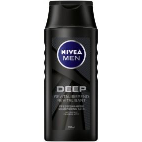Nivea Men Pflegeshampoo Deep Revitalisierend 250 ml