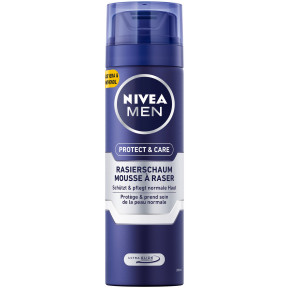 Nivea Men Rasierschaum Protect & Care 200ML