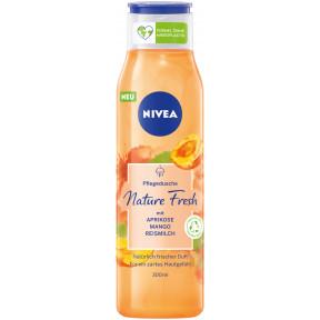 Nivea Pflegedusche Nature Fresh Aprikose Mango Reismilch 300ML