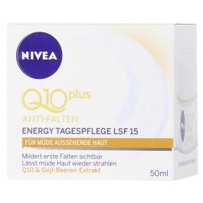 Nivea Q10 plus Anti-Falten Energy Tagespflege
