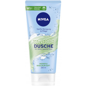Nivea Tonerde Dusche Ingwer & Basilikum Duft 200 ml