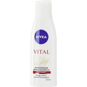 Nivea Vital verwöhnende Reinigungsmilch