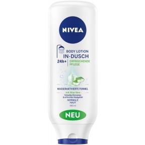 Nivea In-Dusch Body Lotion Erfrischende Pflege