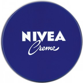 Nivea Creme Dose groß