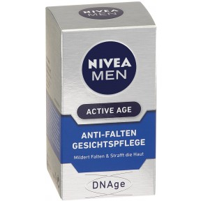 Nivea for Men Active Age Anti-Falten Gesichtspflege