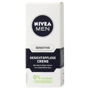 Nivea Men Gesichtspflege Creme Sensitive