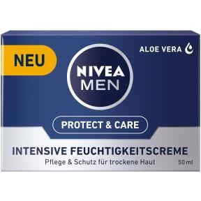 Nivea for Men Intensive Feuchtigkeitscreme original-mild