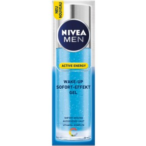 Nivea Men Active Energy Wake-up Sofort-Effekt Gel