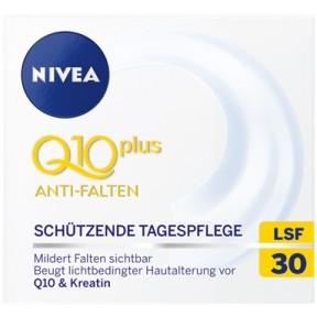 Nivea Q10 plus Anti-Falten Schutz Tagespflege