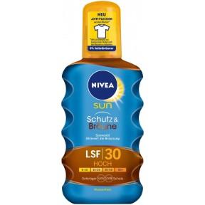 Nivea Sun Schutz & Bräune Sonnenöl LSF 30 200 ml
