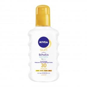 Nivea Sun Schutz & Sensitiv Sonnenspray LSF 30