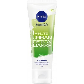 Nivea Essentials 1 Minute Urban Detox Maske