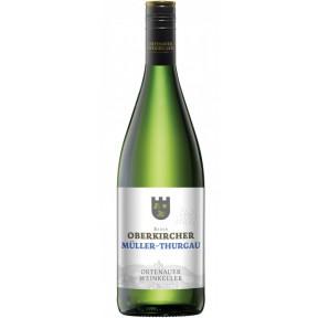 Ortenauer Weinkeller Oberkircher Müller-Thurgau Weißwein 2017