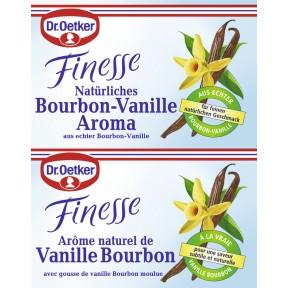 Dr.Oetker Finesse natürliches Bourbon-Vanille Aroma