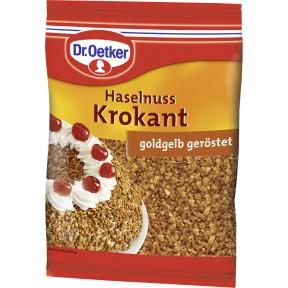 Dr.Oetker Haselnuss Krokant 100 g