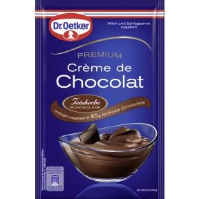Dr.Oetker Premium Crème de Chocolat feinherbe Schokolade