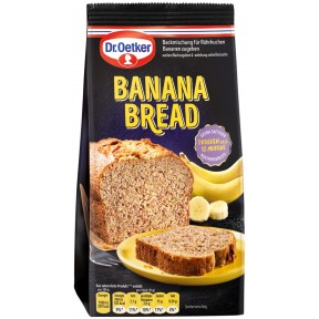 Dr.Oetker Backmischung Banana Bread