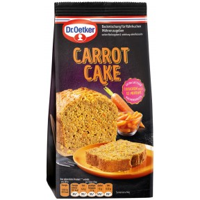 Dr.Oetker Backmischung Carrot Cake