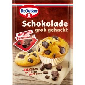 Dr.Oetker Schokolade grob gehackt