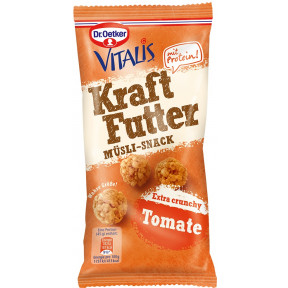 Dr.Oetker Vitalis Kraftfutter mit Protein Tomate 45 g