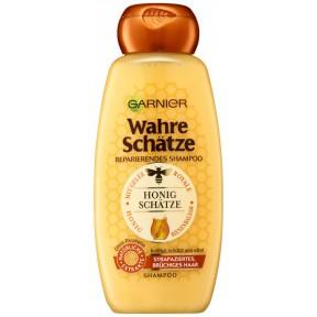 Garnier Wahre Schätze Honig Schätze Reparierendes Shampoo 250 ml