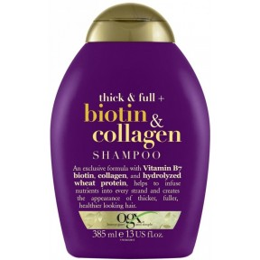 OGX Thick & Full Biotin & Collagen Shampoo 385 ml