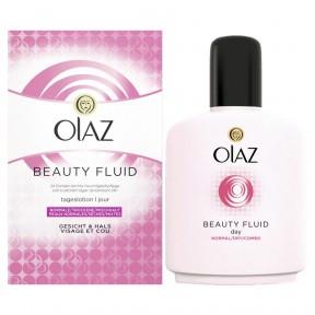 Olaz Beauty Fluid für normale/trockene Haut