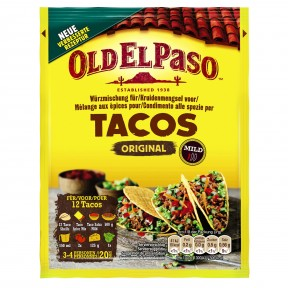 Old El Paso Taco Würzmischung 25 g